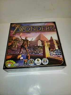 AU46.04 • Buy 7 Wonders Board Game BRAND NEW SEALED SHIPS FAST