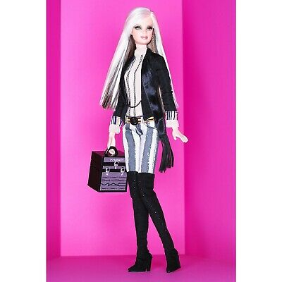 $125 • Buy 💄NEW 2006 Mattel Barbie / M•A•C Collaboration Fashion Model Collection ~NRFB