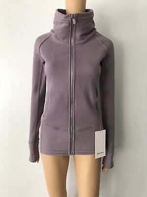 $ CDN119.37 • Buy LULULEMON Radiant Jacket Women's Size 2 Color Taupe NEW W/Tags $118