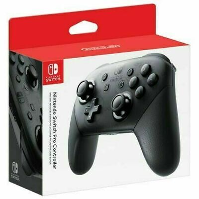 $ CDN59.24 • Buy  Official Nintendo Switch Pro Controller - Black New
