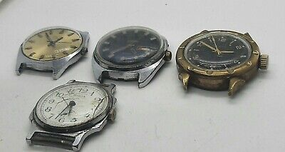$ CDN42.35 • Buy ! ONE LOT ! Antique Wrist Watch!  Working Condition!