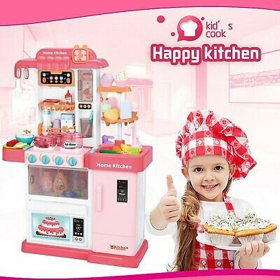 £11.49 • Buy 24 Pcs Kids Child Pretend Role Play Kitchen Fruit Vegetable Food Toy Cutting Set