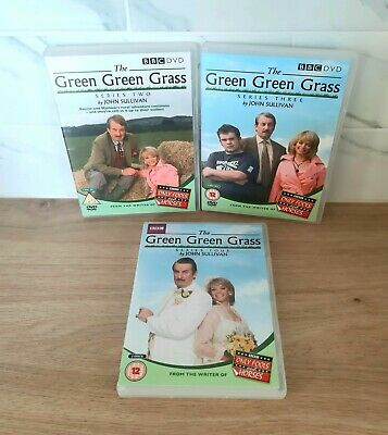 £16.99 • Buy THE GREEN GREEN GRASS - The Complete Series 2, 3 & 4 (DVD, 6-Disc Set).
