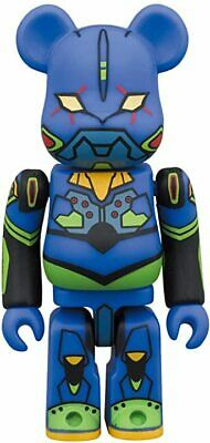 $59.64 • Buy Be Rbrick Bearbrick Evangelion First Unit Height Approx. 70Mm Painted Figure