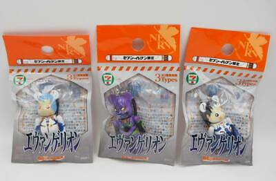 $61.31 • Buy Bearbrick Be Rbrickcentury Evangelion 7-Eleven Limited Singe Ray First Unit 70
