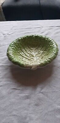 £4.74 • Buy Green Cabbage Leaf Bowl