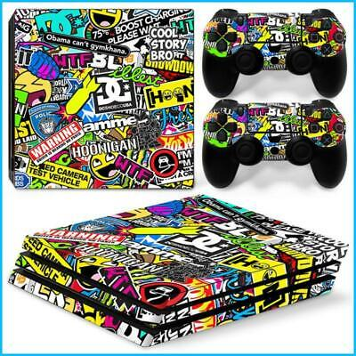 AU19.30 • Buy Fortnite Vinyl Decal New Skin PS4 Console Playstation 4 Controller Sticker Cover
