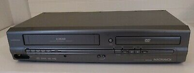 $ CDN76.17 • Buy Magnavox DVD/VCR Player Combo Model MWD2205 No Remote Tested & Working