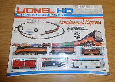 $ CDN362.92 • Buy Lionel Ho Gauge 5-2684 Southern Pacific Gs-4 Train Set Continental Express Seal