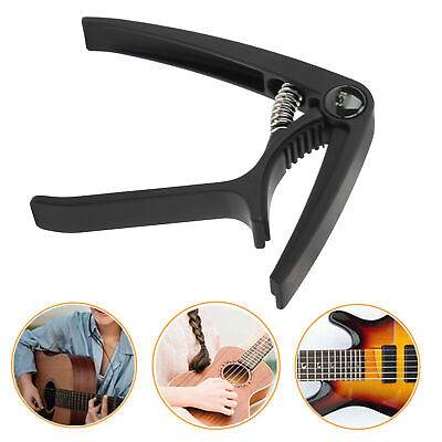 $ CDN8.53 • Buy Universal Metal Guitar Capo For Acoustic Electric Classical Capo Instrument Part