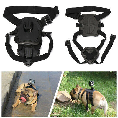 AU17.29 • Buy Camera Kit Adapter GoPro Pet Harness Accessories Set For Gopro Hero7/6/5/4/3+