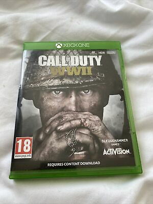 £2 • Buy Activision Call Of Duty: WWII For Microsoft Xbox One 2017