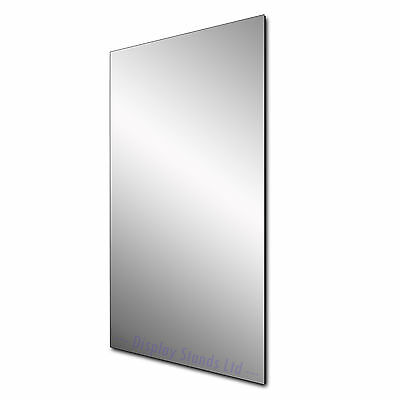 £42.99 • Buy Acrylic Safety Mirror Sheet Gardens, Gyms, Hairdressers, Dance (DSA/3/1200/600M)