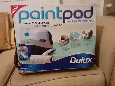 Dulux Paint Pod Power Roller System Neve Used • 5.60£