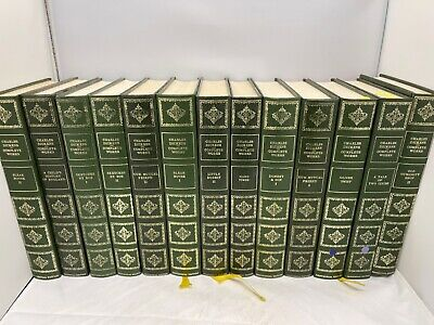 £200 • Buy Charles Dickens - Complete Works - Heron Book - Centennial Edition - 36 Books