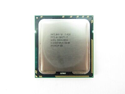 $ CDN16.92 • Buy Intel SLBEJ Core I7-920 @ 2.66GHz Quad Core LGA1366 Processor CPU