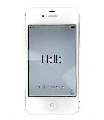 £31.85 • Buy Apple IPhone 4s 32GB White (Verizon) A1387, TESTED, NO ACCESSORIES, TESTED!