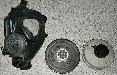 $74.99 • Buy Genuine M-15 Israeli Gas Mask With Filters