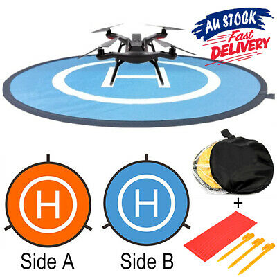 AU20.45 • Buy Landing Pad FPV Launch Pad Parking Drone Compatible With DJI Spark Mavic Air Pro