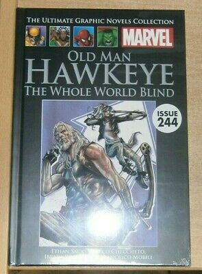 £14.99 • Buy Marvel Comics Ultimate Graphic Novel Collection #244 Old Man Hawkeye Whole World