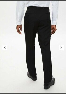 £6.50 • Buy Taylor & Wright Trousers Black 36S (delivery Within Price)