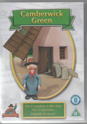 £6 • Buy Camberwick Green Dvd - All 13 Episodes