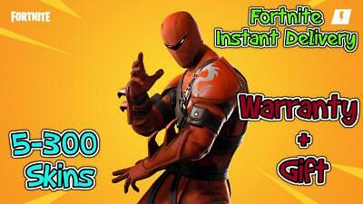 $ CDN9.58 • Buy Account Instant Delivery With Random Skins 🔰 5-300 Skins 🔰 Can Get Renegade