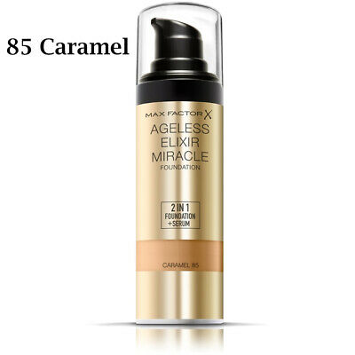 £7.99 • Buy Max Factor Ageless Elixir Miracle 2 In 1 Foundation + Serum - CHOOSE SHADE