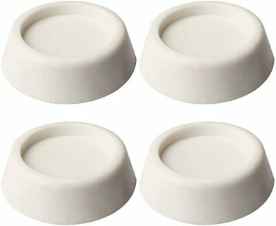 £3.70 • Buy Anti Vibration Feet For Washing Machine And Tumble Dryers Shock Absorbers X4