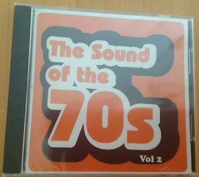 £4 • Buy CD - The Sound Of The 70s Vol 2 - New & Sealed