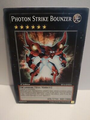 £0.50 • Buy Yu-Gi-Oh Photon Strike Bounzer 1st Edition