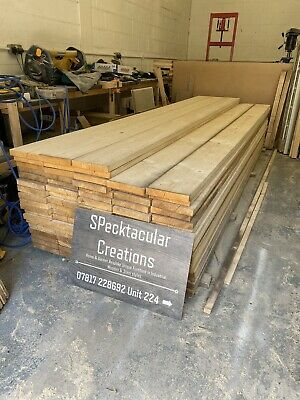 £19.50 • Buy NEW UN BANDED SCAFFOLD BOARDS 3.9m
