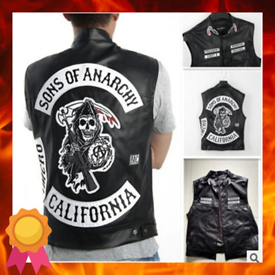 Sons Of Anarchy Jacket 10 0 Dealsan