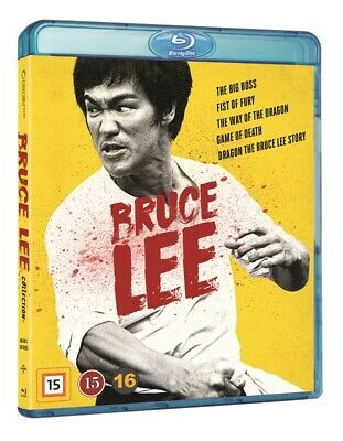 £22.95 • Buy Bruce Lee Collection Blu Ray