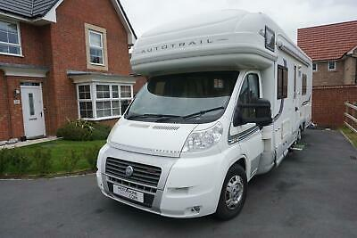 £29999 • Buy Auto Trail Cheyenne SE 840S 6 Berth Fixed Single Beds Rear Bathroom Some Issues