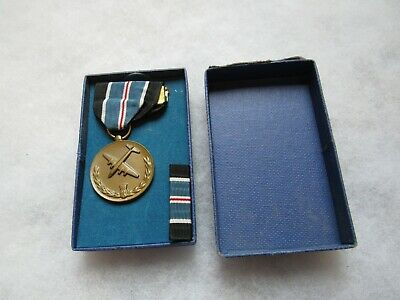 £7.09 • Buy Post WWII USAF Campaign For Humane And Service Berlin Air Lift Medal In Box