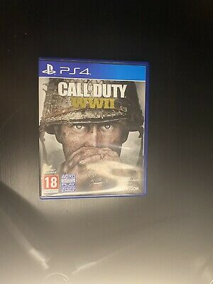 £7.99 • Buy Call Of Duty WWII CoD World War 2  - PS4 - Same Day Dispatch* Fast Delivery