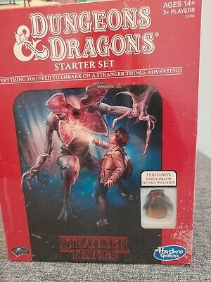 £17.90 • Buy Stranger Things - Dungeons & Dragons Starter Set - Intro To D&D - NEW And Sealed