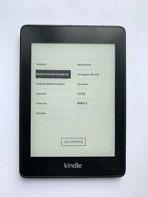 £90 • Buy Kindle Paperwhite 10th Generation 8GB Wifi PQ94WIF