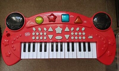 £9.90 • Buy Standing Electronic Keyboard Piano By Chad Valley