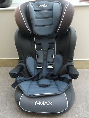 £17 • Buy Nania I Max - High Back Booster Car Seat - Groups 1-3