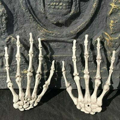 £1.59 • Buy UK Halloween Claws Party Decoration Supplies Skeleton Ghost Hands With Claws New