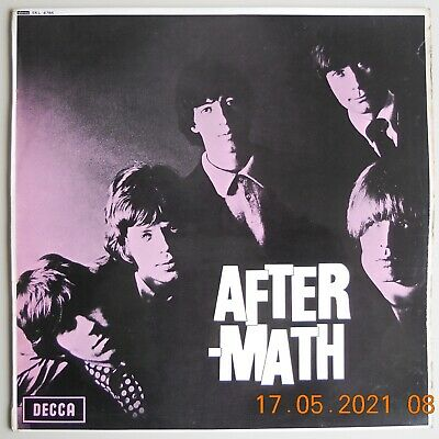 £149.99 • Buy ROLLING STONES Aftermath Decca SKL 4786 STEREO 1st Press - Classic LP