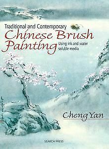 £6.14 • Buy Traditional & Contemporary Chinese Brush Paintin... | Book | Condition Very Good