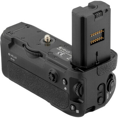 $ CDN99.86 • Buy Vello BG-S6 Battery Grip For Sony A9 And A7 III Series Cameras