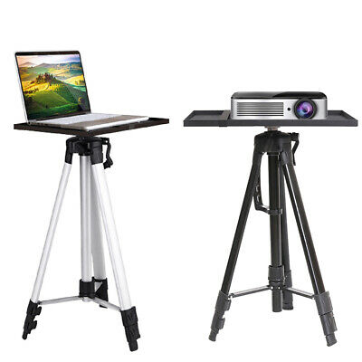 AU43.95 • Buy Foldable Projector Tripod Stand Adjustable Workstation Laptop Mixer Stand Rack