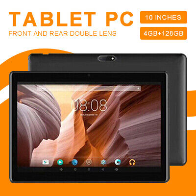 """AU95.42 • Buy 10"""" 6+128GB Android 9.0 HD Tablet PC Octa Core Wifi GPS Dual Camera Media Player"""