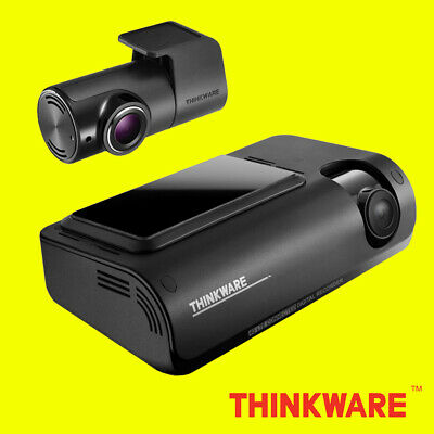 AU641.82 • Buy Thinkware Dash Cam T700 1080p Front And Rear Camera 4G LTE GPS WiFi Cloud 32GB