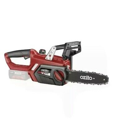 View Details Ozito PXCCSS-018U Power X Change Cordless Chainsaw 250mm 18V Lithium Ion • 100.00£