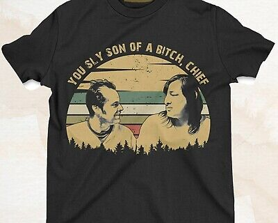 £13.09 • Buy BN19052111 One Flew Over The Cuckoo'S Nest You Sly Son Of A Bitch Vintage Shirt